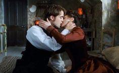 Bel Ami - Georges Duroy (Robert Pattinson) and Clotilde de Marelle (Christina Ricci)