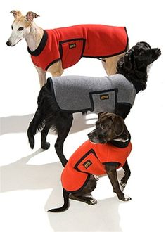Snuggly Polarfleece Dog Coat - Small (8-14) at barker & meowsky a paw firm since 1998