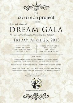 Nice Keywords: Gala Corporate Non Profit Fundraiser Invitation Formal Intended For Gala Invitation Wording