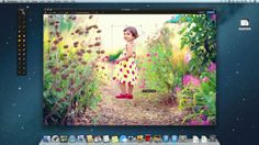 With the new Move Tool in Pixelmator, you can not only move, but also easily resize and even rotate any object in your composition.