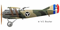 Classic SPAD S.XI - 1917 ~ BFD ~ BFD