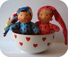 Aus dem Leben einer Puppenmacherin