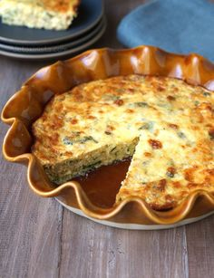 Gluten-Free Crustless Quiche   Detoxinista