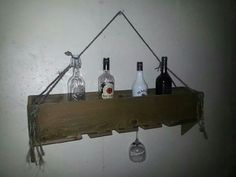 Wine rack by DeKor and More $35.00