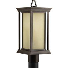 Endcott 1 Light Lantern Head