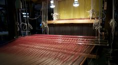 Traditional loom | Tessitura Bevilacqua