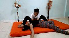 Thai Yoga Massage Style