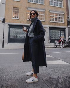 cozy outfit idea you need to wear in winter 40 Casual Winter Outfits, New Outfits, Stylish Outfits, Fall Outfits, Fashion Outfits, Fashion Trends, Outfit Winter, Women's Casual, Black Women Fashion