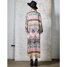 Ark Maxi Kimono | ARK Clothing #arkclothing #maxi #kimono #festivalstyle