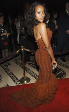 Kerry Washington Photo - The Fashion Group Internationals 24th Annual Night Of Stars (2007)