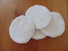 Diy Discos Desmaquillantes Reutilizables No Plastic, Diy Beauty, Knit Crochet, Make Up, Diy Crafts, Kit, Knitting, Creative, Packaging