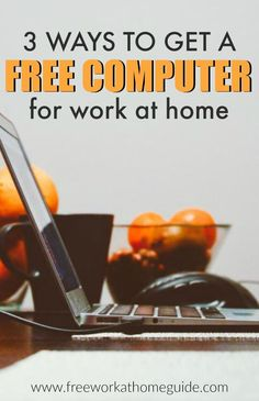 Whether you have an old and outdated computer or no computer at all, these companies that will supply you with a free computer to get started.