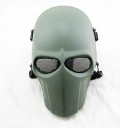 DC Army of Two Full Face Airsoft Basic Mask(OD)