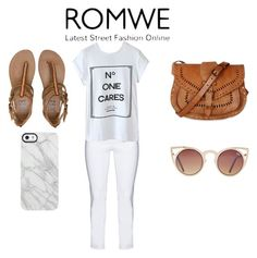 """""""romwe"""" by anida-mostarlic ❤ liked on Polyvore featuring Billabong, Warehouse, Quay, Uncommon and Steilmann"""