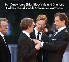 so much nerd in one picture