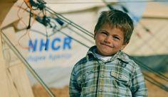 Syrian child   Zaatari camp #speakup4syrianchild