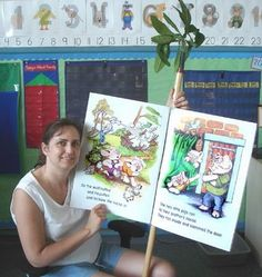 Heidisongs Resource: Tips for Doing Reader's Theater in Kindergarten - -Mrs. Wishy Washy  Watch the video for the REAL story of engagement.  :)