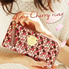 【ATAO】イタリアから届いたATAOのためのオリジナルレザーウォレットlimo cherry river(リモチェリーリバー)