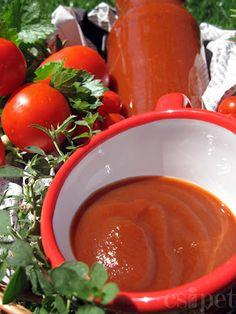 Food Crafts, Diy Food, Pickling Cucumbers, Ketchup, Food Storage, Pickles, Chili, Food And Drink, Tasty
