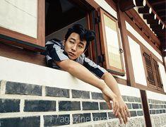 Joo Ji Hoon for Harper's Bazaar Korea