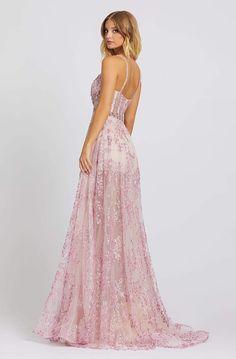 Senior Prom Dresses, Cute Prom Dresses, V Neck Prom Dresses, Pageant Dresses, Formal Dresses, Graduation Dresses, Formal Wear, Mac Duggal, Beautiful Gowns