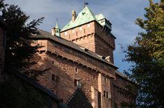 Visite de château & tourisme en alsace