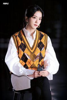 South Korean Girls, Korean Girl Groups, Black Pink ジス, Mode Kpop, Blackpink Photos, Blackpink Fashion, Blackpink Jisoo, Photo Book, Kpop Girls