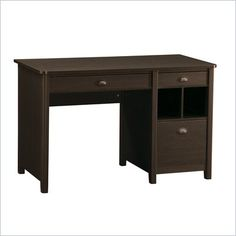 Home styles windsor compact computer desk.