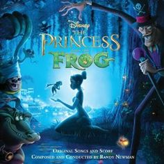 The Princess and the Frog (Audio CD)  http://www.picter.org/?p=B002O4J4F2