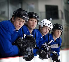 Marc, Jordan, Eric, and Jared Staal