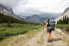 Hiking to Tombstone Campground by The 10 cent designer, via Flickr