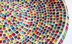 (macro shot) Tiny Rainbow Squares | Flickr - Photo Sharing!