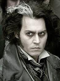 Johnny Depp-Sweeny Tod