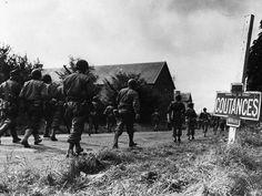 Coutances 1944