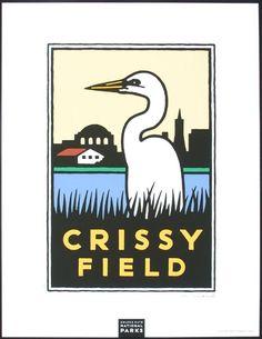 Crissy Field | Michael Schwab | 2000
