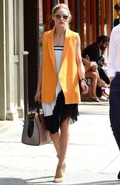 TWO WAYS: BRIGHT SUMMER LOOKS WITH PLEATED DETAILS