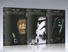 1000+ images about DVD Cover on Pinterest | Star wars trilogy dvd ...