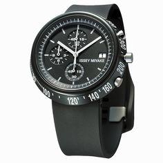 ISSEY MIYAKE イッセイ ミヤケ TRAPEZOID トラペゾイド 深澤直人 Naoto Fukasawa デザイン 腕時計 メンズ SILAZ004