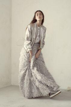 Brunello Cucinelli Spring 2017 Ready-to-Wear Fashion Show