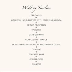 Wedding Program Template Printable Instant Calligraphy Flourish Programs And Weddings