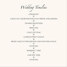 Wedding Program Template Printable Instant Calligraphy Flourish Programs And Weddings