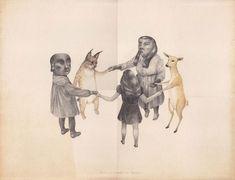 Un bonito mundo lleno de fantasía y delicadeza es lo que transmiten las ilustraciones de Joanna Concejo.                                 — JOANNA CONCEJO    …