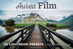 Lightroom Presets photography professional photo lightroom presets lightroom 5 cinematic preset retouch film HDR contrast matte cinema (10.00 EUR) by JJFarquitectos