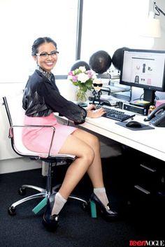 Net-a-Porter Contest Winner Cristi Zuniga Spills About Her Super Cool Mentorship: http://teenv.ge/1eoqNwe