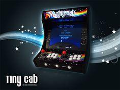 Tiny Cab :: Arcade Bartops