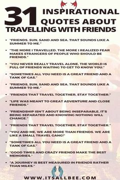 Inspirational Travel With Friends Quotes  Guide to the best quotes for travel with friends  trav -  #Girlfriends #guide #friendship Inspirational Travel With Friends Quotes  Guide to the best quotes for travel with friends  travel quotes friendship adventure  travel quotes friendship adventure memories       travel quotes inspirational friends  travel quotes inspirational wanderlust  travel  Source by louannedeeters3874  -<br> Travel With Friends Quotes, Travel Quotes, Spiritual Symbols, Strength Workout, Travel Aesthetic, Travel Alone, Wanderlust Travel, Neymar, Quotes Inspirational
