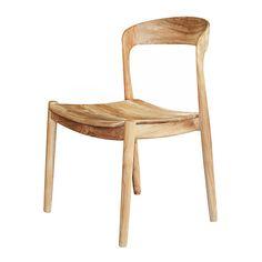 ingrid teak dining chair