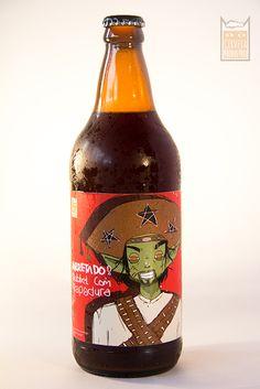 Cerveja artesanal dubbel com rapadura. craftbeer - dubbel brewed with rapadura.
