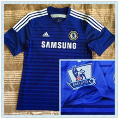 new Chelsea home jersey for 2014 2015 season