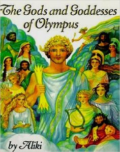 The Gods and Goddesses of Olympus (Trophy Picture Books): Aliki: 9780064461894: Amazon.com: Books